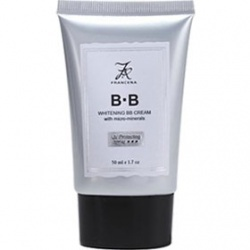 無瑕礦物防曬BB霜SPF46 Whitening BB Cream-SPF46